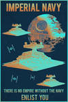 Imperial Navy Poster