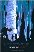 Hoth Caves by Aste17