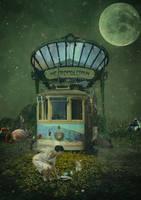 Metro Delirium by Aste17
