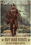 Captain America Propaganda WW2