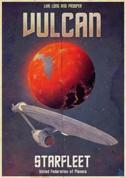 Starfleet Propaganda Vulcan