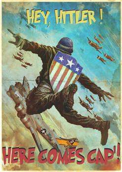 Captain America Propaganda 2