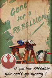 Gone For  A Rebellion