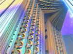 Metallic Tower