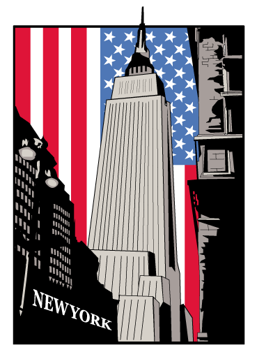 The Empire State Building by toddnovak