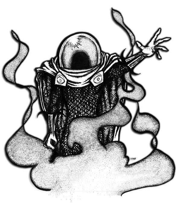Mysterio by toddnovak