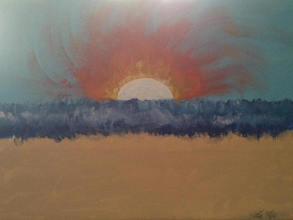Beyond Beige Sand by HpyGrl567