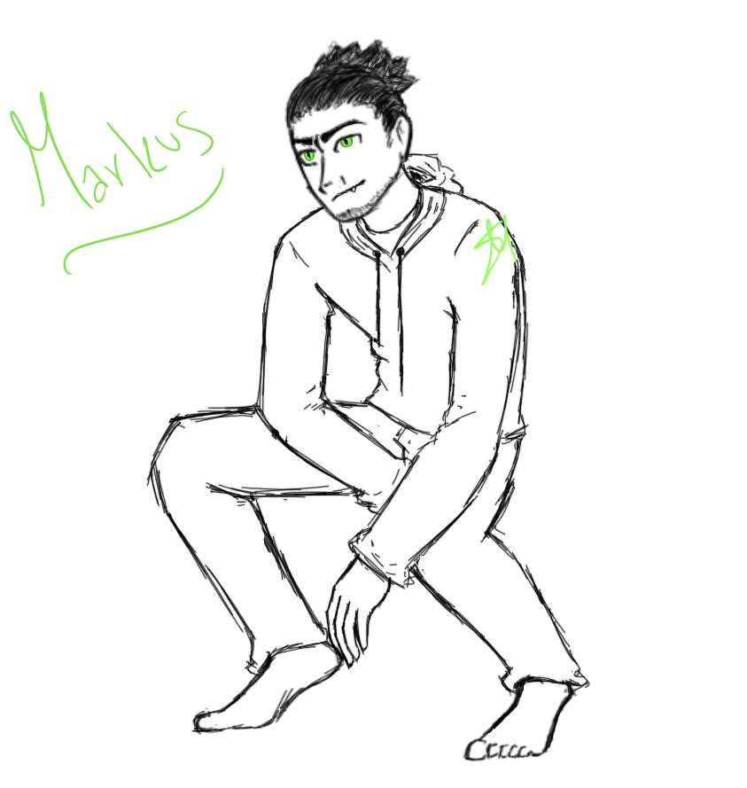 Markus by HpyGrl567