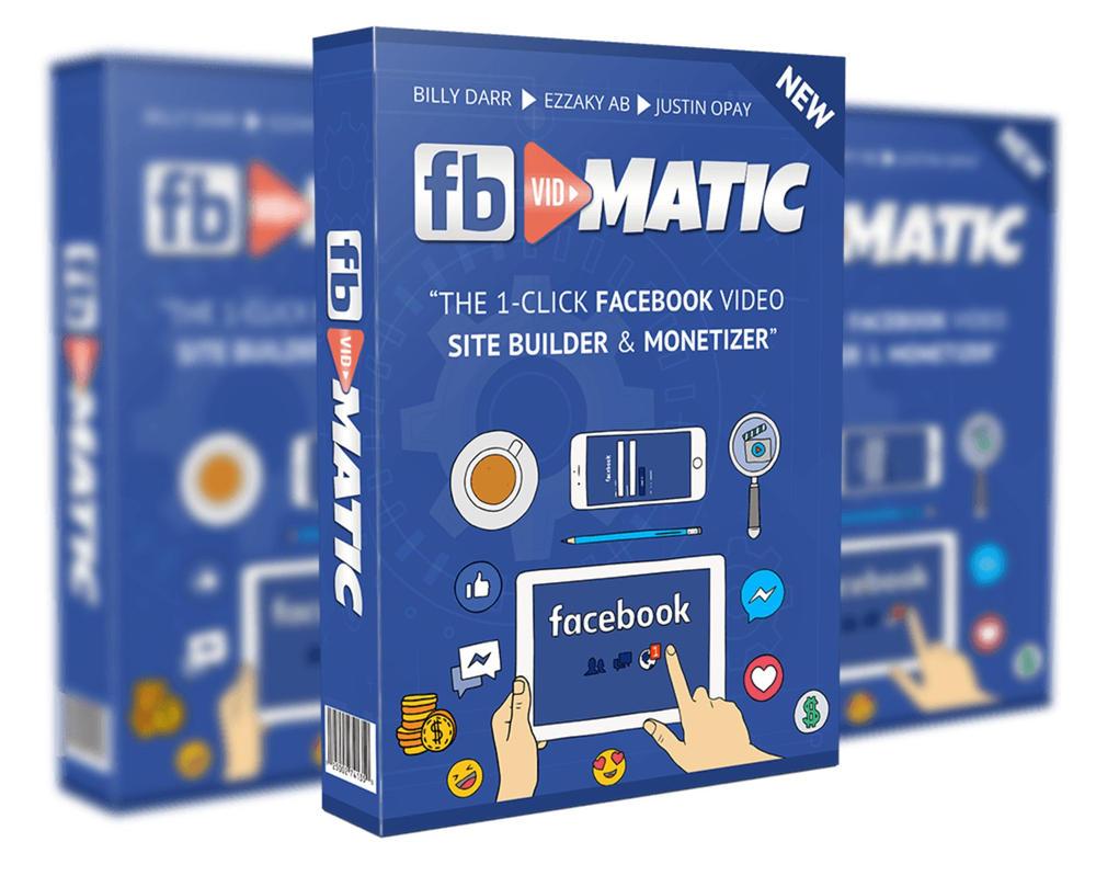 FB Vidmatic review and SECRET 13600 bonus by faputiyi