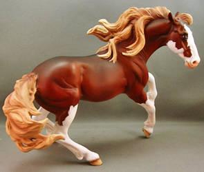 Tallcloud, Mustang stallion by Tephra76