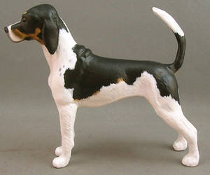Hound Dog, CM Breyer by Tephra76