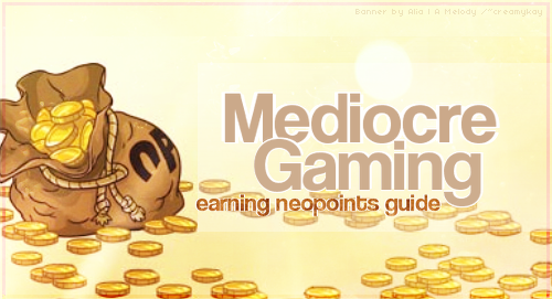 A Melody: Mediocre Gaming (Custom Banner Request) by sugarnote