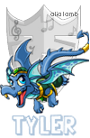 Draik Shield request by sugarnote
