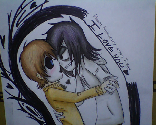 In Love With A Killer by JefftheRev666