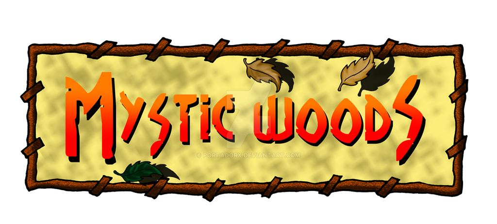Mystic Woods pocahontas Logo By PortadorX On DeviantArt