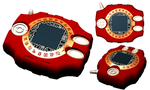 my red Digivice