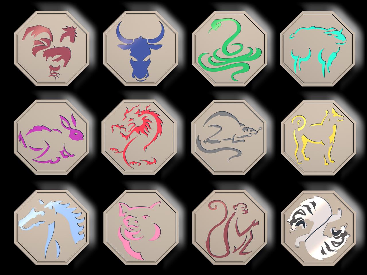 The Talismans of Shendu by portadorX on DeviantArt