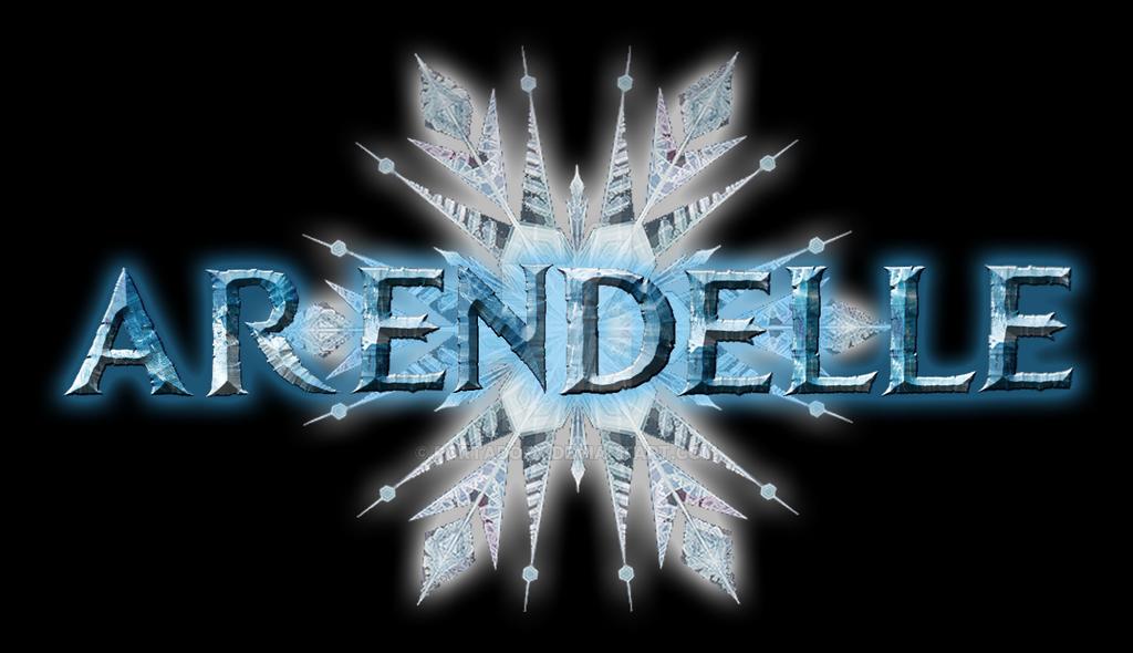 Arendelle (Frozen) World Logo [provisional] by portadorX