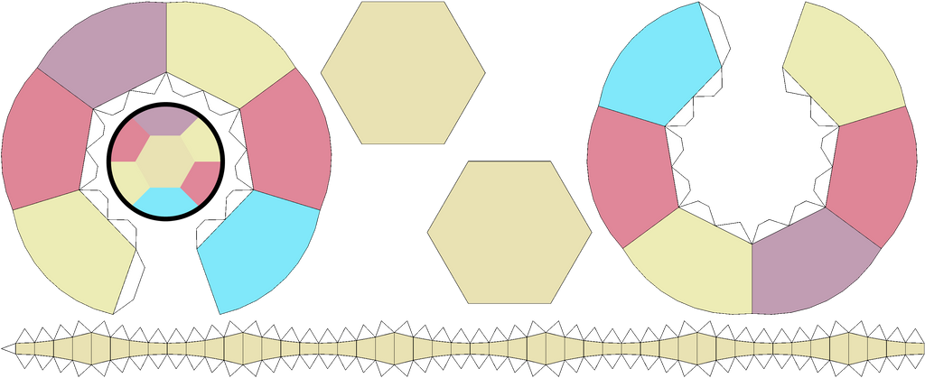Opal Amethyst Papercraft Template By Portadorx On Deviantart
