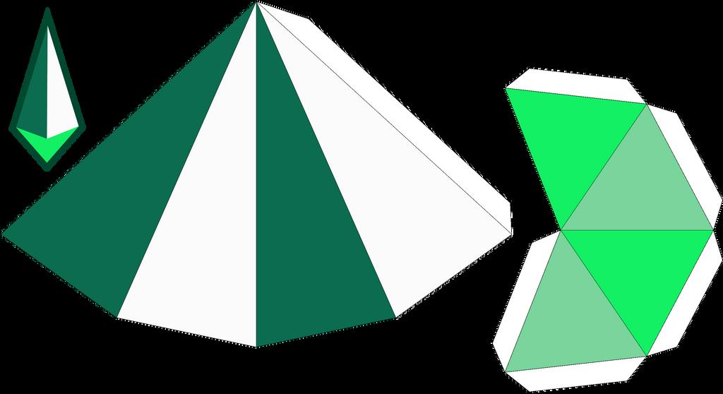 Malachite Jasper Papercraft Template By Portadorx On Deviantart
