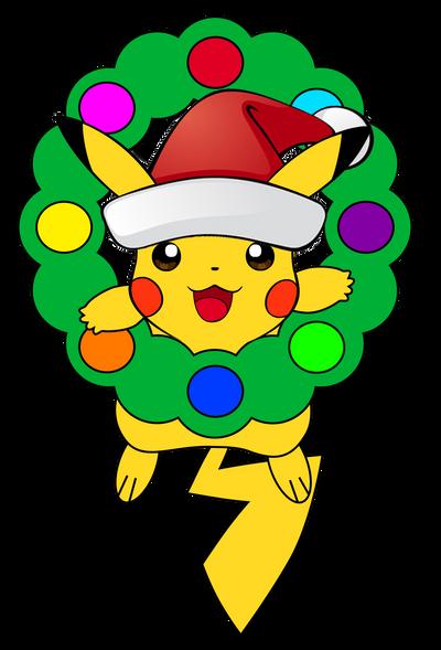 Christmas Pikachu.Christmas Pikachu By Portadorx On Deviantart
