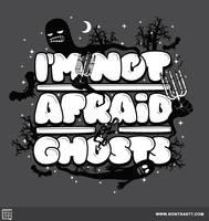 I'm Not Afraid of Ghosts by kontrastt
