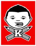 Kontrastt 2010 - personal logo