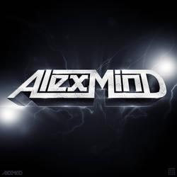 Alex Mind 3D Logo by kontrastt