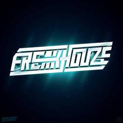 FreakHouze - 3D Logo by kontrastt