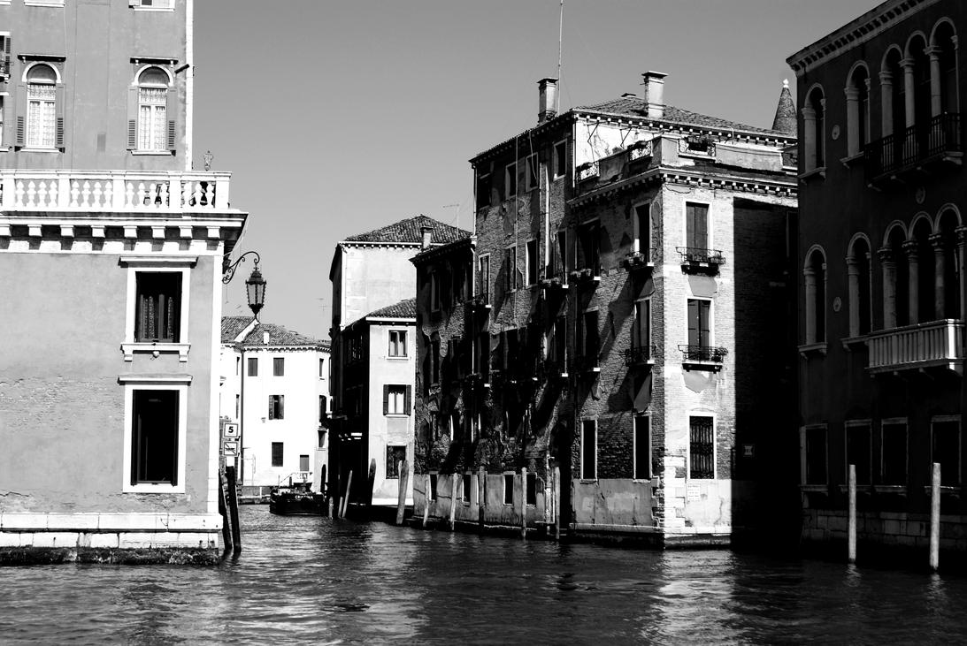 a house in the water. by micfoto