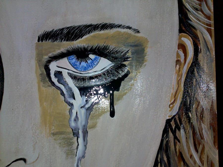 BLUE EYE by Marieland