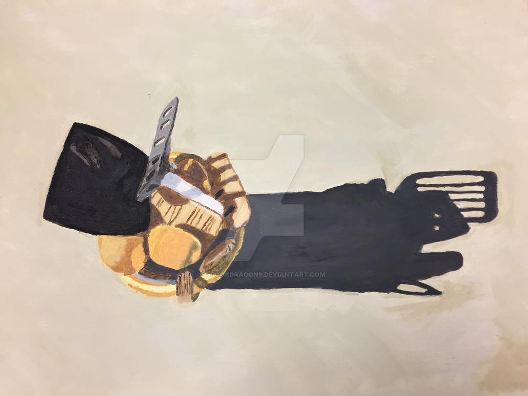 Shadow Play by BookDragon9