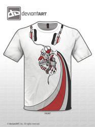 Musically Inspired T-Shirt Design