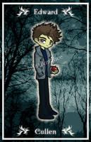 Edward Cullen by mystikmalice