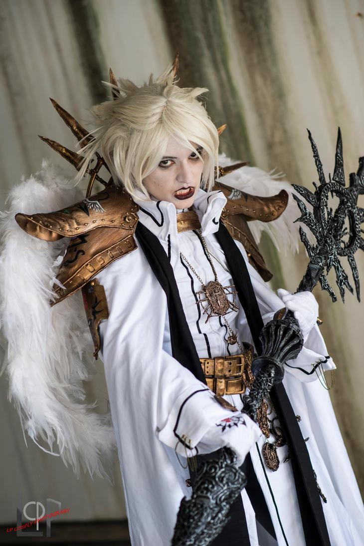Cain Nightroad cosplay by JupiterLightning