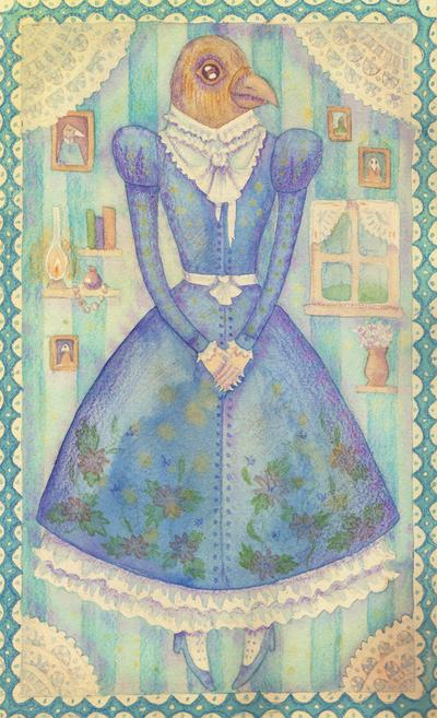 lace miss B. by AokiAvsen