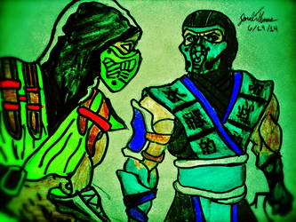Mortal Kombat X Who's Next?...-Skoob 6/19/14 by SkoobyForever
