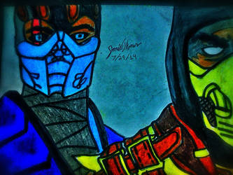 Mortal Kombat X ...-SKOOB 7/29/14 by SkoobyForever