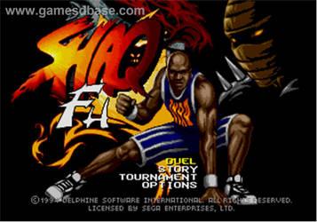 Shaq Fu - 1994 - Electronic Arts by SkoobyForever