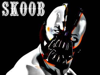 Bane   The Dark Knight Rises -SkooB by SkoobyForever