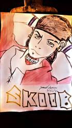 Samurai Champloo -SkooB 5/31/16 by SkoobyForever