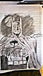 Batman -SkooB 1/9/10 by SkoobyForever