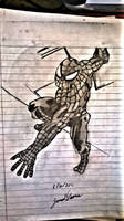 Black Spider-Man - SkooB 8/6/11