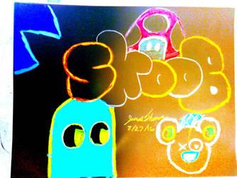 Super Trippy SkOoBy - SkooB 8/27/16 by SkoobyForever