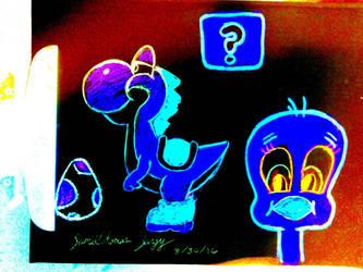 Trippy Looney Nintendo - SkooB 8/30/16 by SkoobyForever