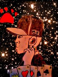 Skooby Trippy Star Card Dawg! -SkooB 1/13/17 by SkoobyForever