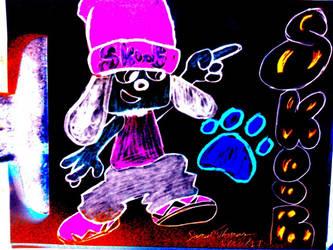 Trippy SkooBy Forever Dawg! -SkooB 1/20/17 by SkoobyForever