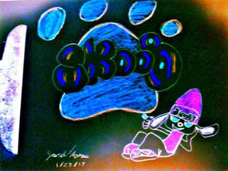 Trippy SkooBy -SkooB 1/23/17 by SkoobyForever