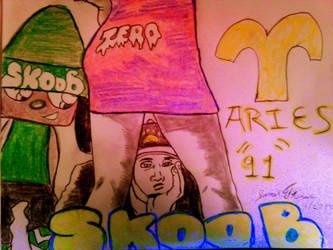 SkooBy Zero -SkooB 1/27/17 by SkoobyForever