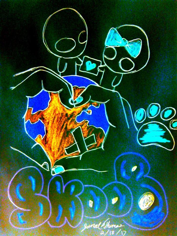 My  Trippy Lust For You Dawg! -SkooB 2/18/17 by SkoobyForever